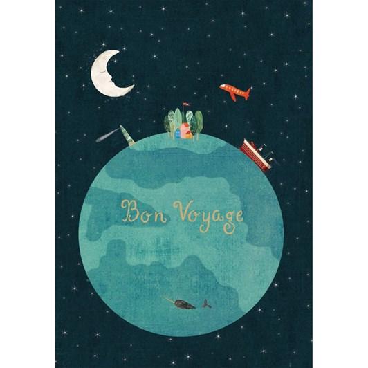 Roger La Borde World Travel Card