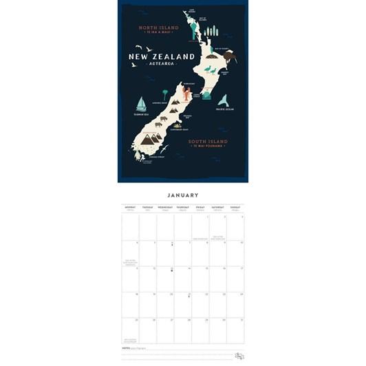 Toodles Noodles 2021 Calendar