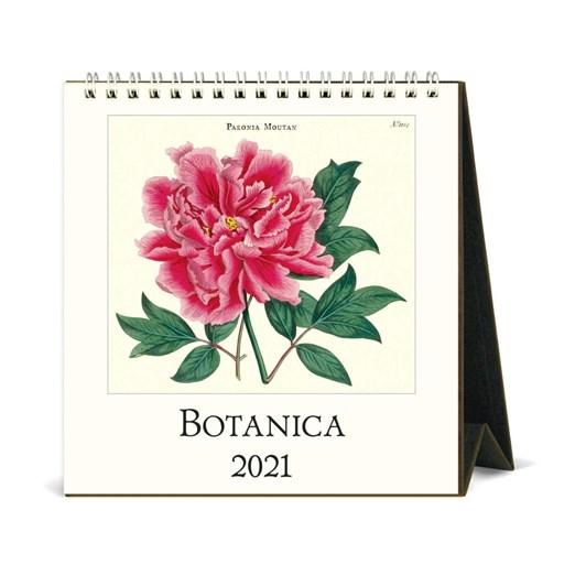 Cavallini Botanica 2021 Desk Calendar