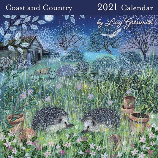 Museums & Galleries Coast & Country 2021 Calendar