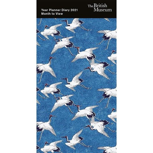 Museums & Galleries Cranes In Flight 2021 Year Planner