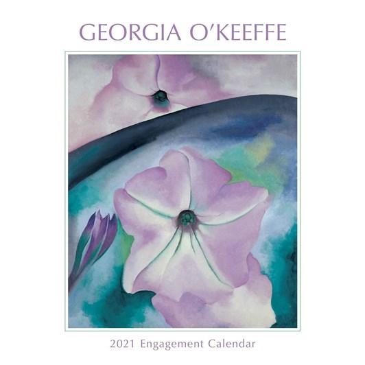 Georgia O'Keefe Diary 2021