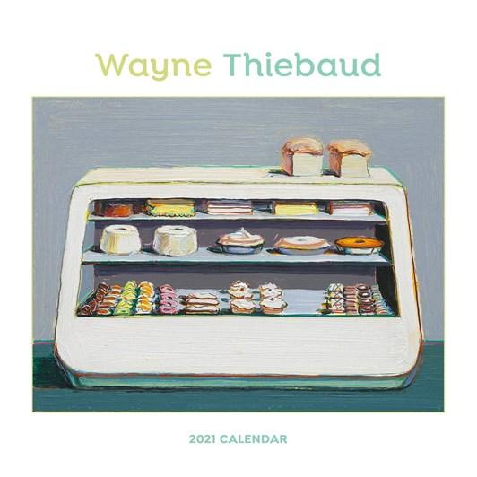 Wayne Thiebaub Calendar 2021