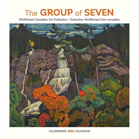 The Group Of Seven Calendar 2021