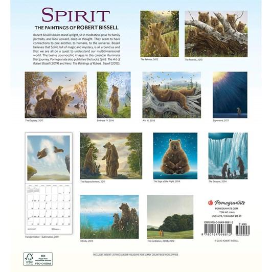 Spirit Calendar 2021