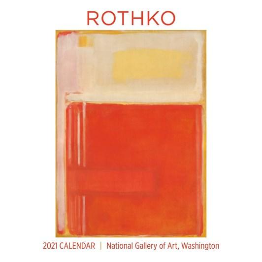 Rothko Mini Wall Calendar 2021