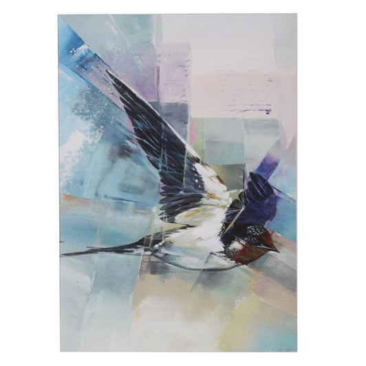 Sheila Brown A Swallow's Journey Card