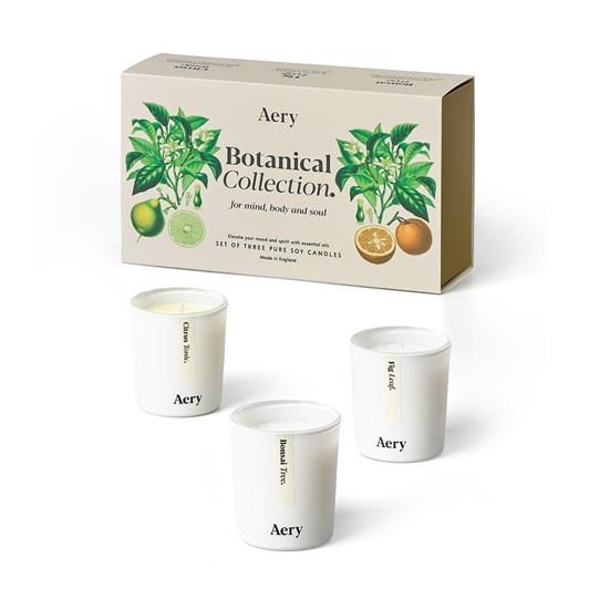 Aery Living Botanical Votive 3 Candle Gift Set