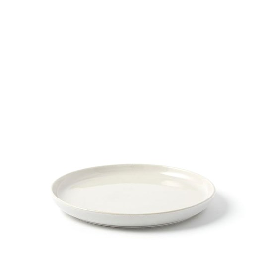 West Elm Kaloh Dinnerware Salad Plate White Speckled
