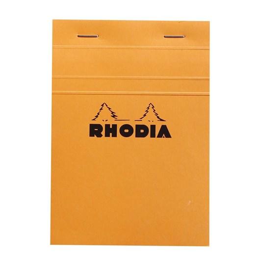 Bloc Rhodia A6 Graph