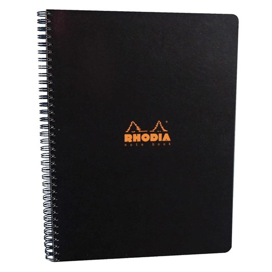 Rhodia Classic 4 Colour Notebook A4+ Lined