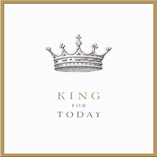 Penny Kennedy King For Today Card