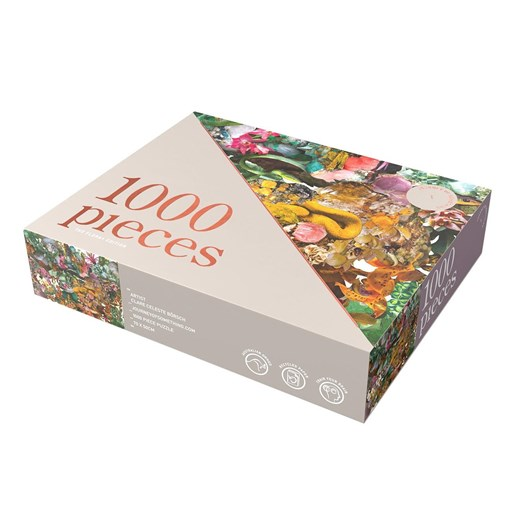 Journey Of Something Flora + 1000 Piece Puzzle