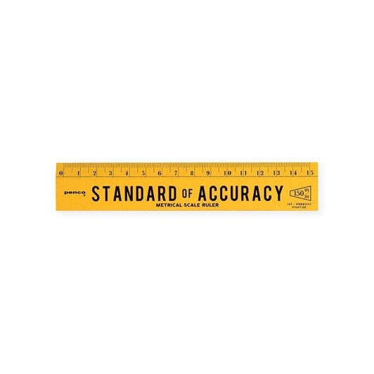 Penco Wooden Ruler - Small