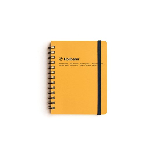 Delfonics Rollbahn Notebook - Grid - Medium