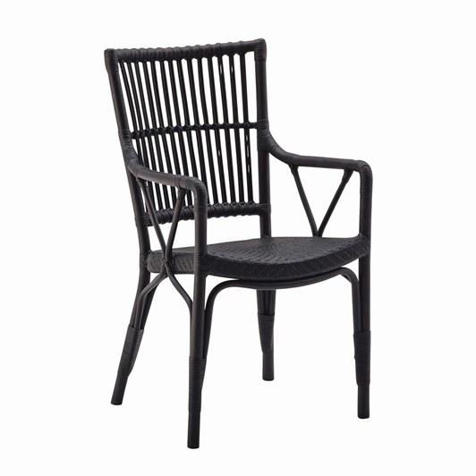 Sika Piano Chair Black