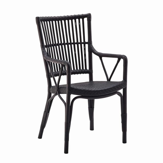 Sika Piano Chair Black