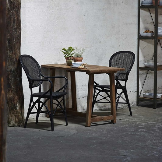 Sika Rossini Chair Black