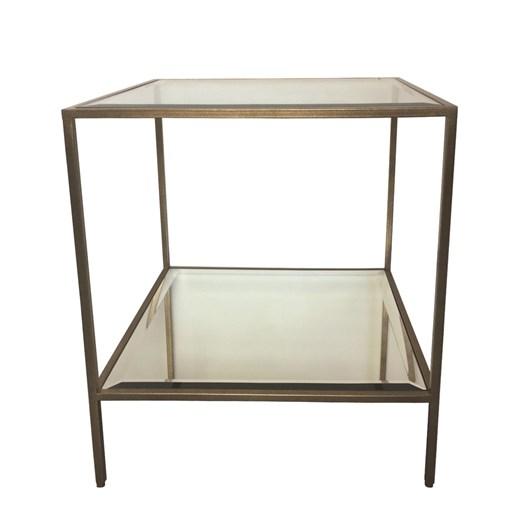 Madras Link Carter Side Table 52x52x61cm
