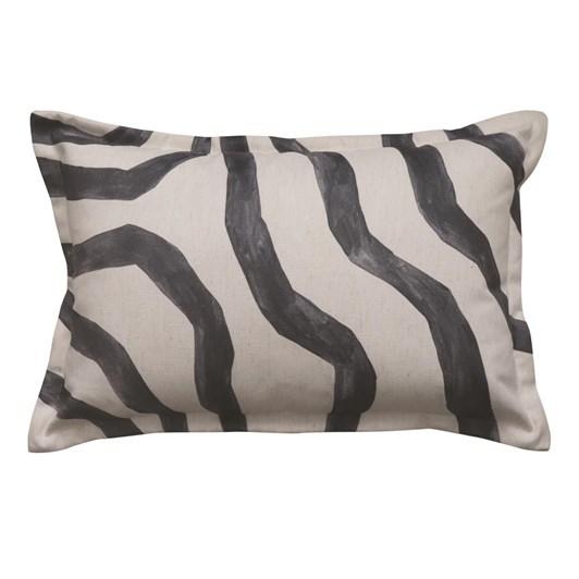 Madras Link Ebony Charcoal Cushion 40x60cm