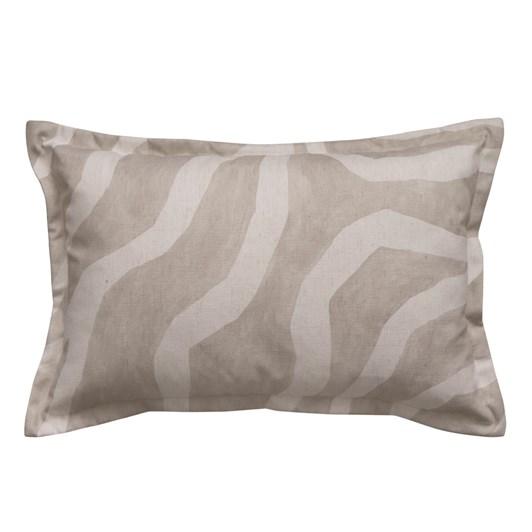 Madras Link Ebony Neutral Cushion 40x60cm