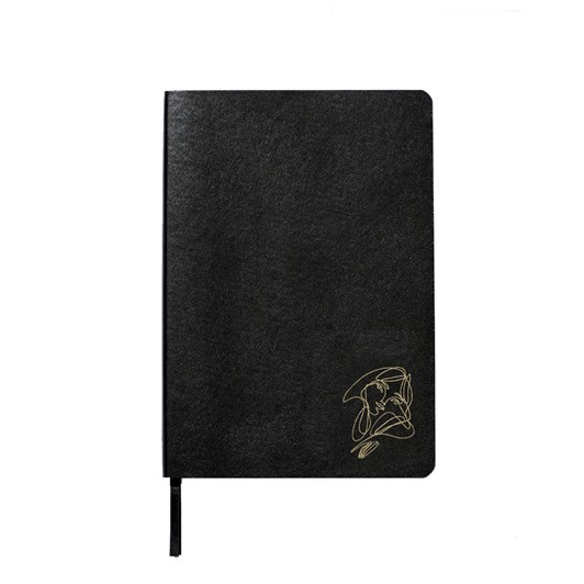 An Organised Life Elissa Barber Blank Vegan Leather Note Book