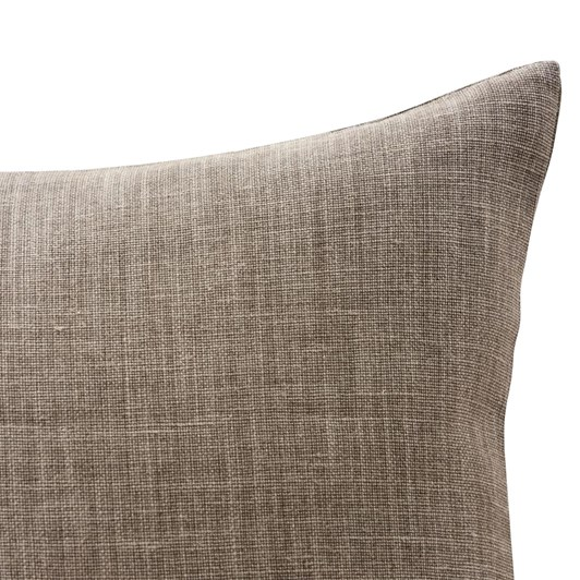 Pottery Barn Libeco Linen Cushion Cover 24 Inches Bronze