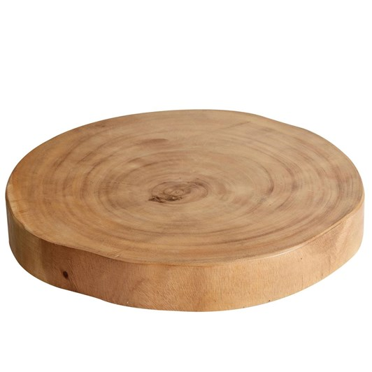 Pottery Barn Wood Slab Cheese Board