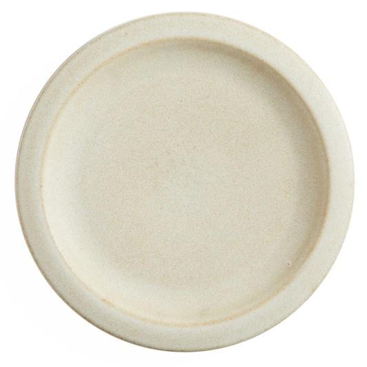 Pottery Barn Mendocino Salad Plate Ivory