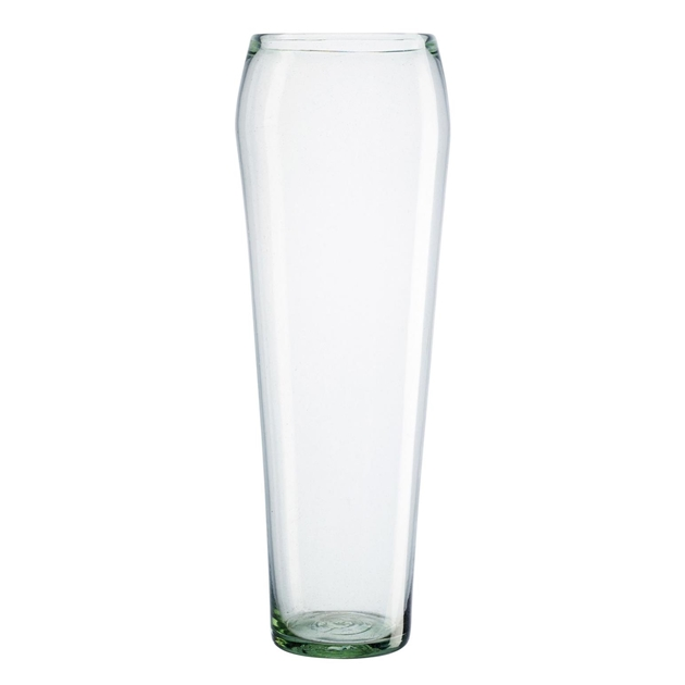 Pottery Barn Recycled Glass Vase Collection Clear Xl - na