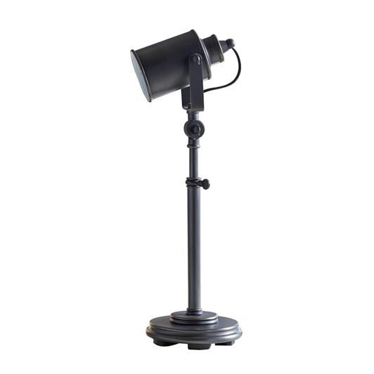 Pottery Barn Photographers Task Table Lamp Bronze