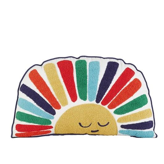 Pottery Barn Kids Rainbow Sun Pillow