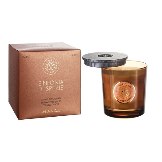 Erbario Toscano Symphony Of Spice Scented Candle 250g