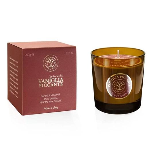 Erbario Toscano Vanilla Piccante Scented Candle 250g