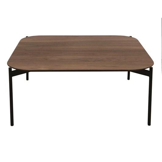 Madras Link Benalla Walnut Coffee Table 80x80x35cm