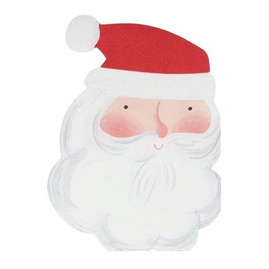 Meri Meri Jolly Santa Napkins