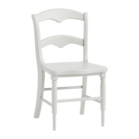 Pottery Barn Kids Finley Play Chair French White