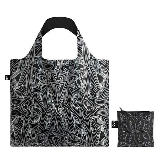 Loqi Shopping Bag Beauty Pattern