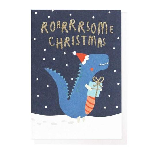 Caroline Gardner Roarsome Dino Mini Card Pkt 10