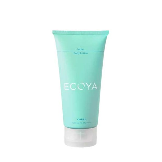 Ecoya Sorbet Body Lotion Coral  - 200ml