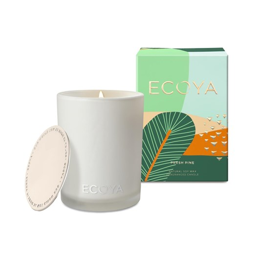 Ecoya Madison Candle Fresh Pine  - 400gm