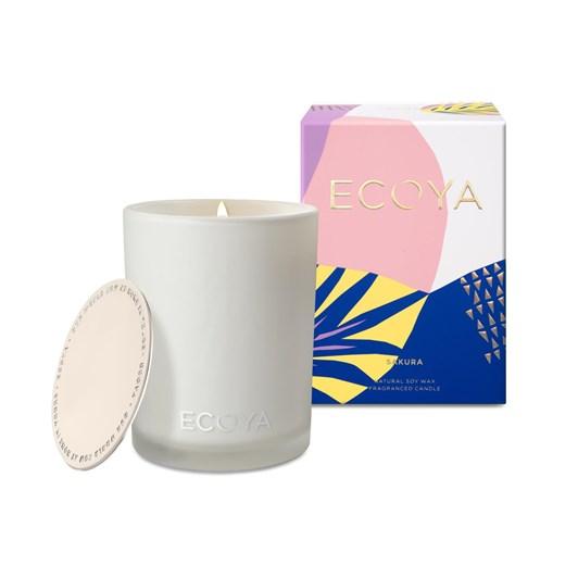 Ecoya Madison Candle Sakura  - 400gm