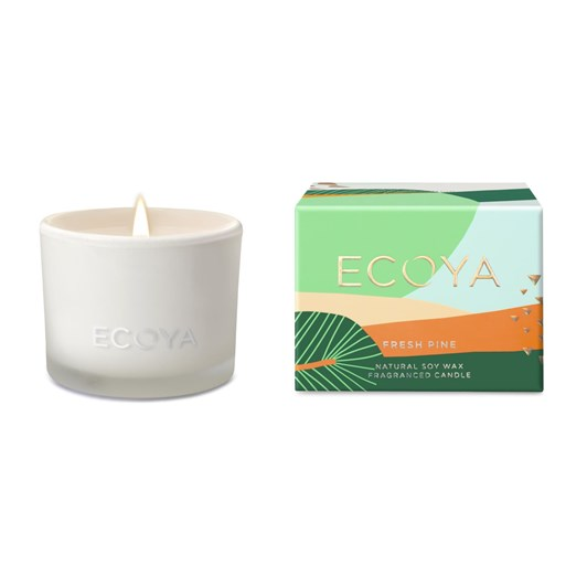 Ecoya Monty Candle Fresh Pine - 90gm