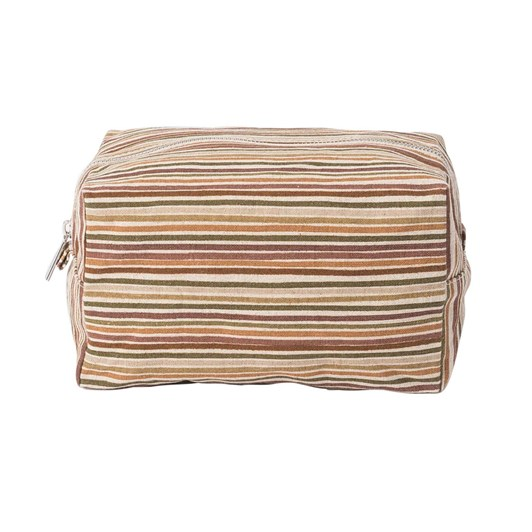 Citta Hara Wash Bag Brick/Multi L 23x14.5x13cmh
