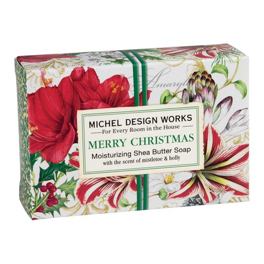 MDW Merry Christmas Boxed Soap