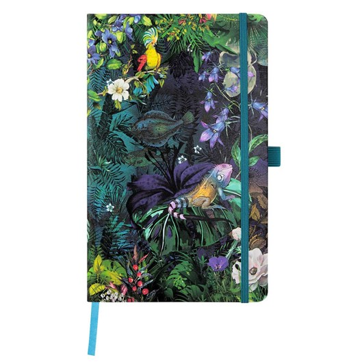 Castelli Eden 2021 A5 Diary Day To Page Lily