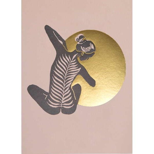 Vevoke Foil Card Yoga