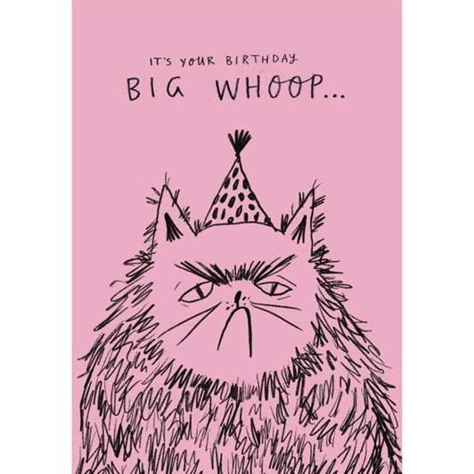 Vevoke Card Big Whoop