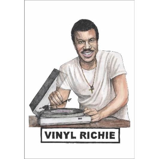 Vevoke Card Vinyl Richie