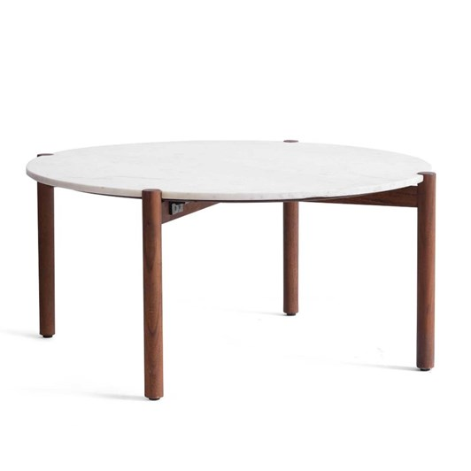 Pottery Barn Bloomist Round Coffee Table